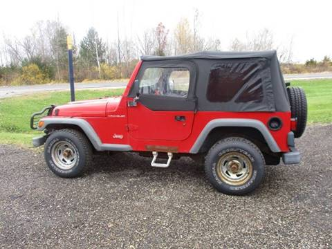 1997 Jeep Wrangler for sale in Rochester, MN