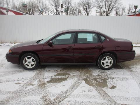 2004 Chevrolet Impala for sale in Rochester, MN