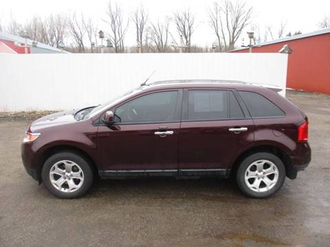 2011 Ford Edge SEL for sale at Chaddock Auto Sales in Rochester MN