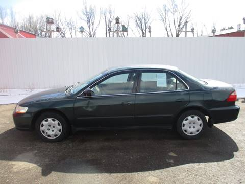 1998 Honda Accord LX for sale at Chaddock Auto Sales in Rochester MN
