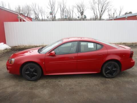 2007 Pontiac Grand Prix for sale at Chaddock Auto Sales in Rochester MN