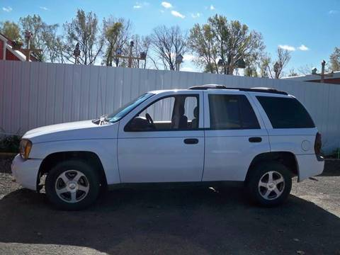 2006 Chevrolet TrailBlazer for sale at Chaddock Auto Sales in Rochester MN