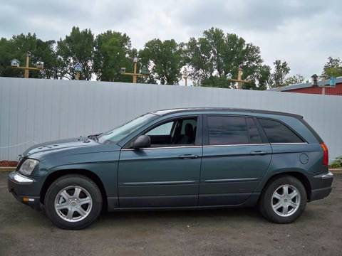 2006 Chrysler Pacifica for sale at Chaddock Auto Sales in Rochester MN