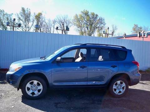 2006 Toyota RAV4 for sale at Chaddock Auto Sales in Rochester MN