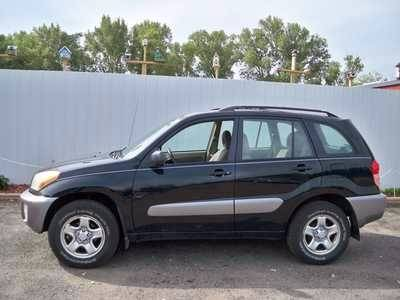 2003 Toyota RAV4 for sale at Chaddock Auto Sales in Rochester MN