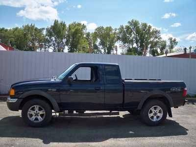 2002 Ford Ranger for sale at Chaddock Auto Sales in Rochester MN