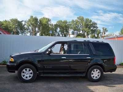 2002 Lincoln Navigator for sale at Chaddock Auto Sales in Rochester MN