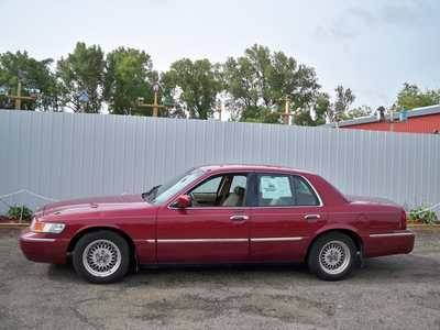 2002 Mercury Grand Marquis for sale at Chaddock Auto Sales in Rochester MN