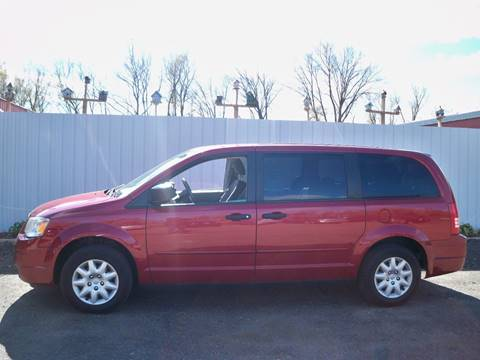 2008 Chrysler Town and Country for sale at Chaddock Auto Sales in Rochester MN