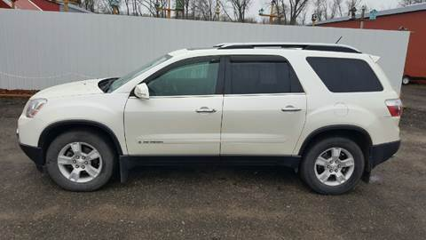 2008 GMC Acadia for sale at Chaddock Auto Sales in Rochester MN