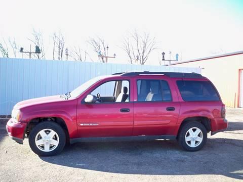 2003 Chevrolet TrailBlazer for sale in Rochester, MN