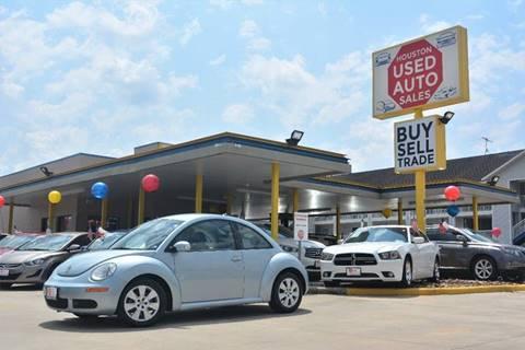 2009 Volkswagen New Beetle for sale in Houston, TX