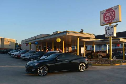 2013 Hyundai Genesis Coupe for sale in Houston, TX