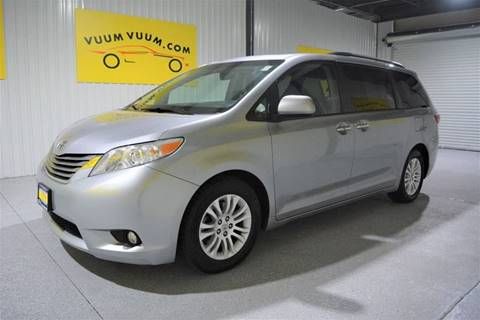 used 2015 toyota sienna for sale in houston tx. Black Bedroom Furniture Sets. Home Design Ideas