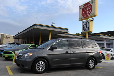 2008 Honda Odyssey for sale in Houston, TX