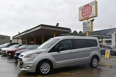 2016 Ford Transit Connect Wagon for sale in Houston, TX