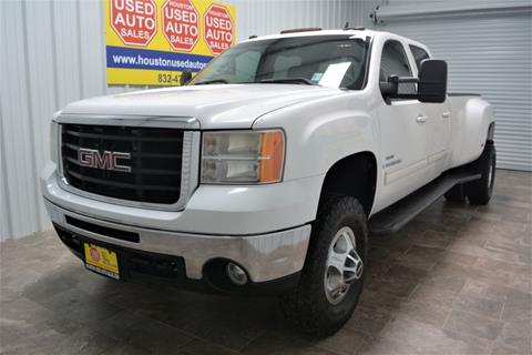 2009 GMC Sierra 3500HD for sale in Houston, TX