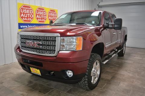 2013 GMC Sierra 2500HD for sale in Houston, TX