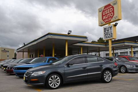 2011 Volkswagen CC for sale in Houston, TX