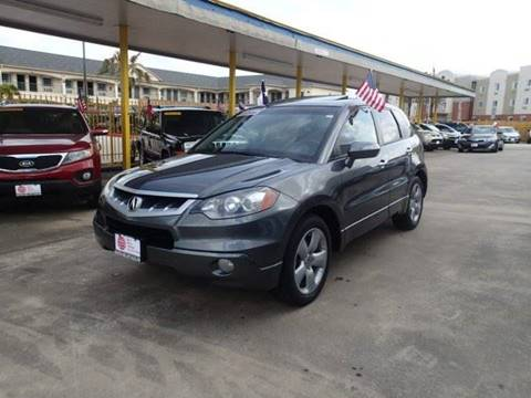 2008 Acura RDX for sale in Houston, TX