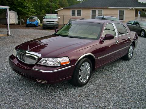 2007 Lincoln Town Car for sale in Mount Holly, NC