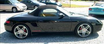1999 Porsche Boxster for sale in Mount Holly, NC