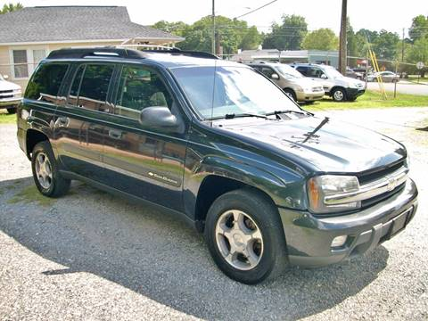 2004 Chevrolet TrailBlazer EXT for sale in Mount Holly, NC