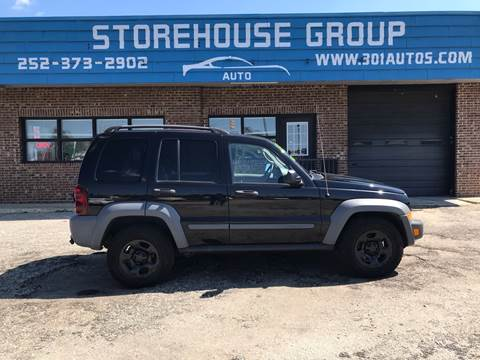 2005 Jeep Liberty for sale in Wilson, NC