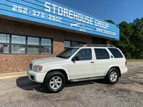 Nissan Pathfinder For Sale in Wilson, NC - Storehouse Group