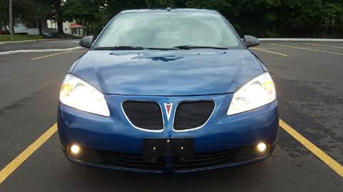 2006 Pontiac G6 for sale at Pat Pontello Remarketing in Central Square NY