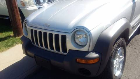 2003 Jeep Liberty for sale at Pat Pontello Remarketing in Central Square NY