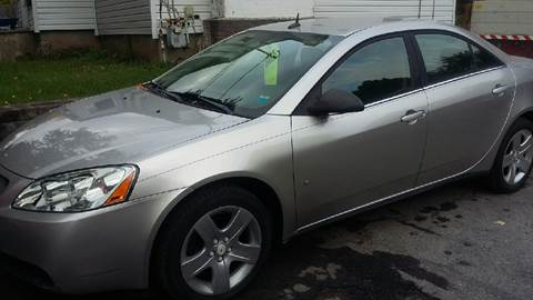 2008 Pontiac G6 for sale in Central Square, NY