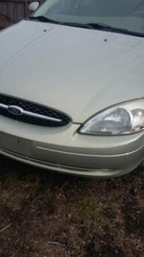 2003 Ford Taurus for sale at Pat Pontello Remarketing in Central Square NY