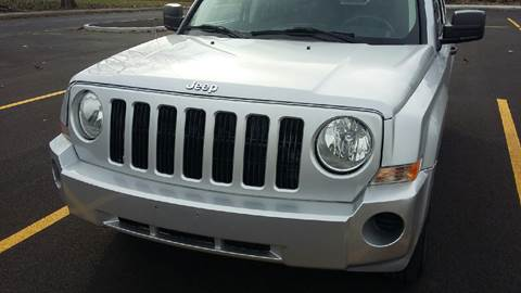 2008 Jeep Patriot for sale at Pat Pontello Remarketing in Central Square NY