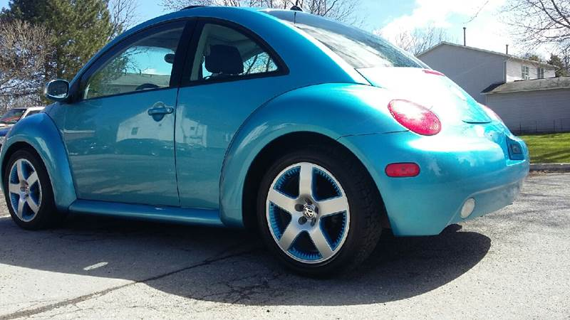 2004 Volkswagen New Beetle for sale at Pat Pontello Remarketing in Central Square NY