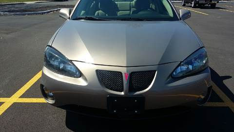 2006 Pontiac Grand Prix for sale at Pat Pontello Remarketing in Central Square NY