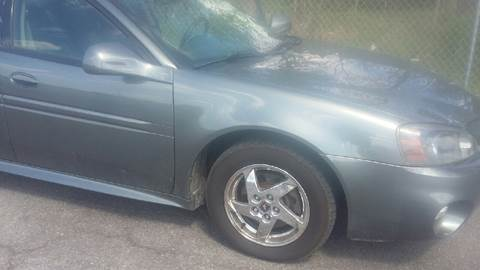 2004 Pontiac Grand Prix for sale at Pat Pontello Remarketing in Central Square NY