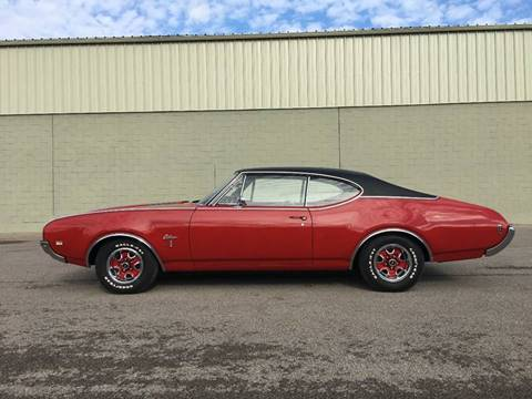 1968 Oldsmobile Cutlass Supreme for sale in Cincinnati, OH