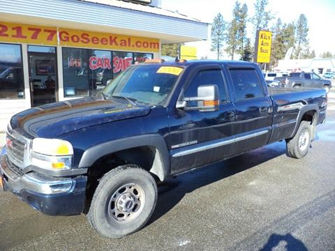 2006 GMC Sierra 2500HD for sale in Post Falls, ID