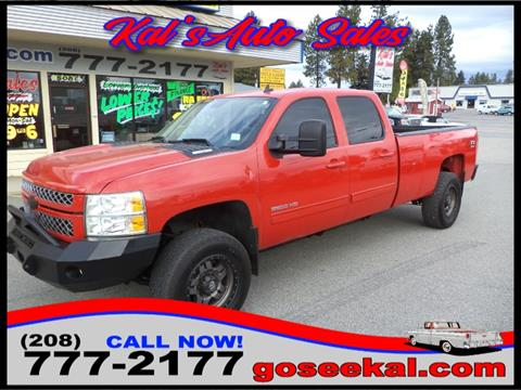 2012 Chevrolet Silverado 3500HD for sale in Post Falls, ID