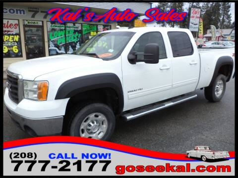 2010 GMC Sierra 2500HD for sale in Post Falls, ID