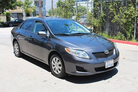 2009 Toyota Corolla for sale in North Hollywood, CA