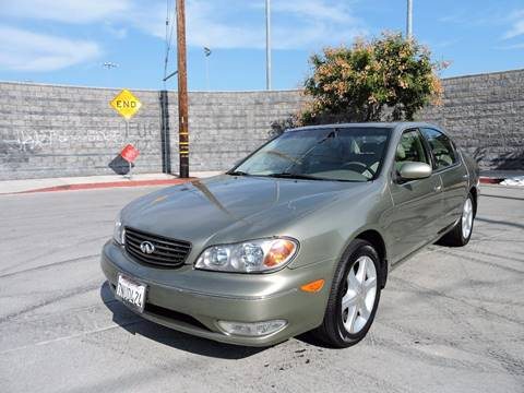 2002 Infiniti I35 for sale in North Hollywood, CA