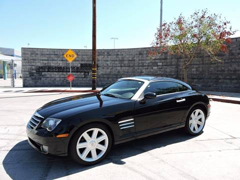 2004 Chrysler Crossfire for sale in North Hollywood, CA