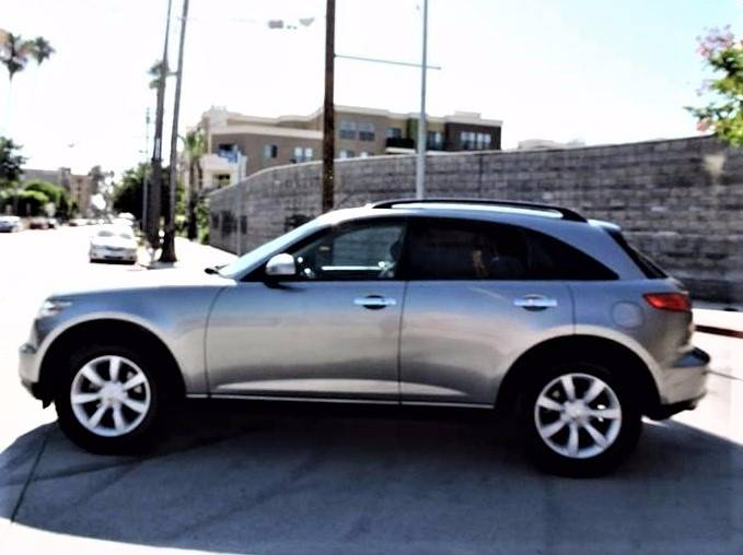 2004 infiniti fx35 awd 4dr suv in north hollywood ca fj auto sales contact sciox Images