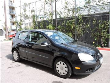 2007 Volkswagen Rabbit for sale in North Hollywood, CA