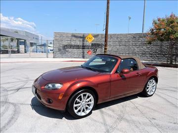 2006 Mazda MX-5 Miata for sale in North Hollywood, CA