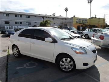 2009 Toyota Yaris for sale in North Hollywood, CA