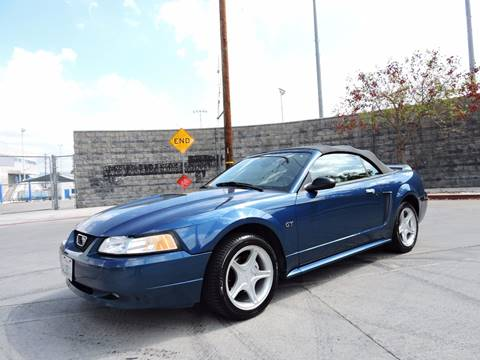 2000 Ford Mustang for sale in North Hollywood, CA