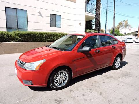 2009 Ford Focus for sale in North Hollywood, CA